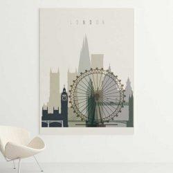 Affiche Londres