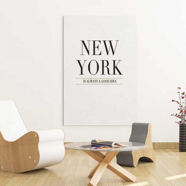 Affiche murale New York