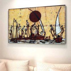 peinture africaine ancienne