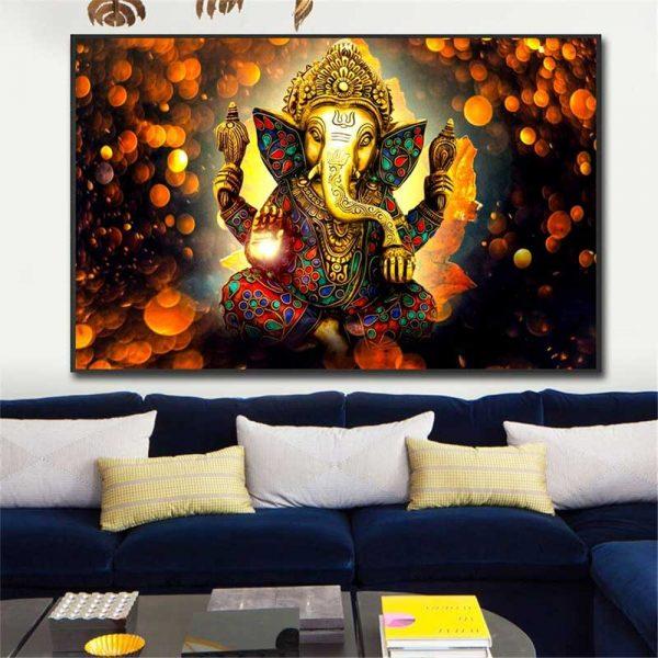 Tableau Ganesh