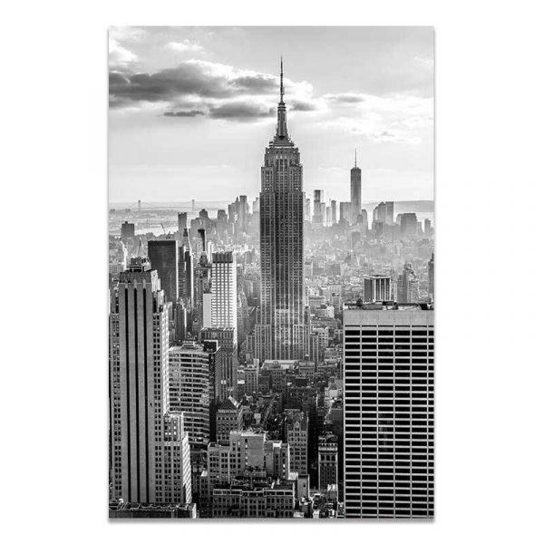 Toile vue New York