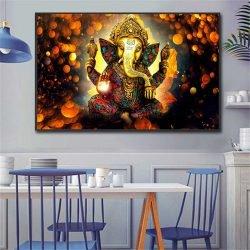 Peinture Ganesh