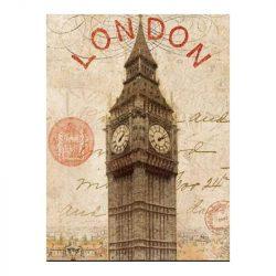 Affiche sur toile Londres Vintage