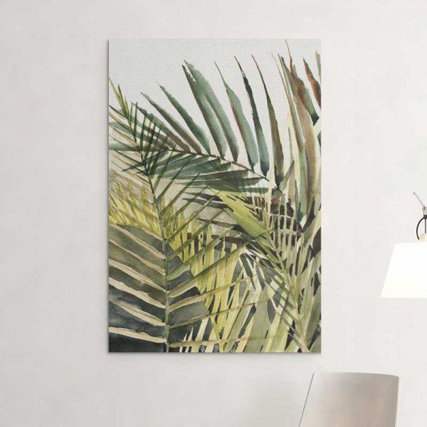 Tableau plantes tropicales