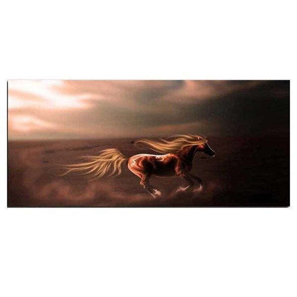Toile cheval design