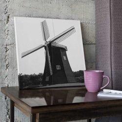 Tableau déco moulin à vent