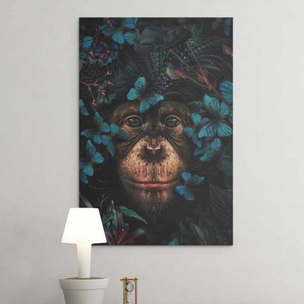 Tableau singe design