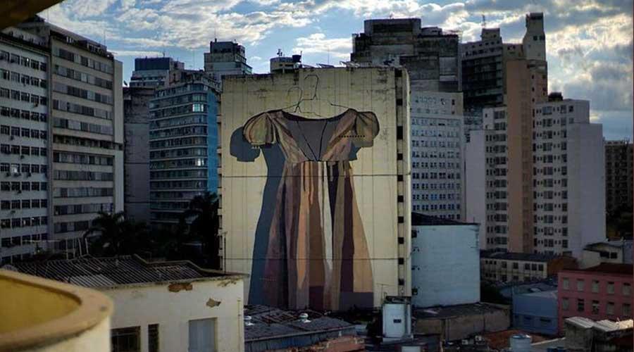 Robe Hyuro Street art
