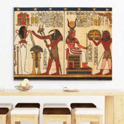 Tableau Hiéroglyphe